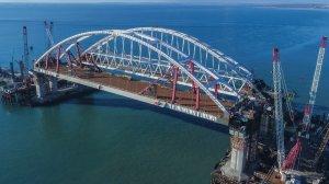В Киеве ответили на идею о санкциях Запада из-за моста в Крым