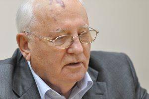 Горбачёв о Путине: «Лидер, заслуженно пользующийся поддержкой народа»