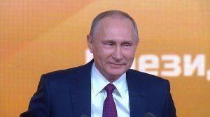 Пресс-конференция Путина вызвала «чёрный четверг» на Украине