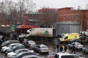 В Москве задержали стрелка с фабрики «Меньшевик» прятавшегося в промзоне