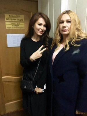 Ирина Геращенко совершила преступление