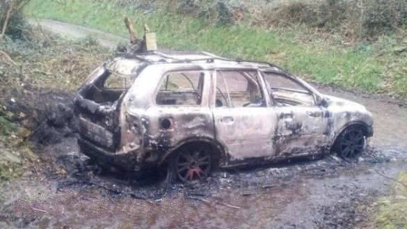 Пытали и сожгли в машине: в Европе ликвидировали украинского боевика