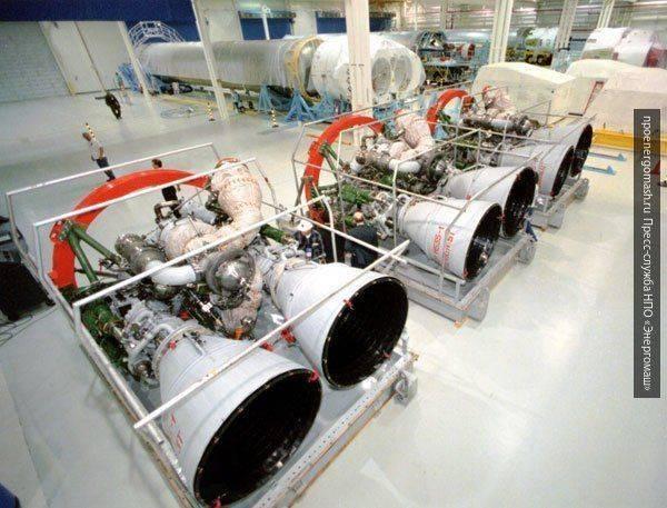 РД-180: поставки российских двигателей в США продолжатся