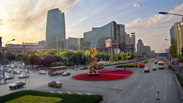 Китай намерен наращивать стратегическое взаимодействие с Россией в 2018 году