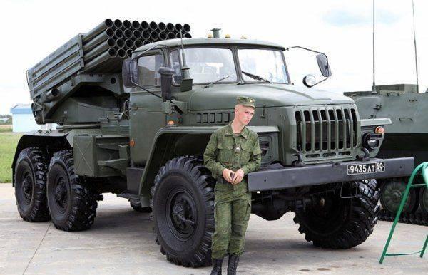 Новый «Смерч» испытали в Сирии: опыт применения российских залповых систем сирийской армией