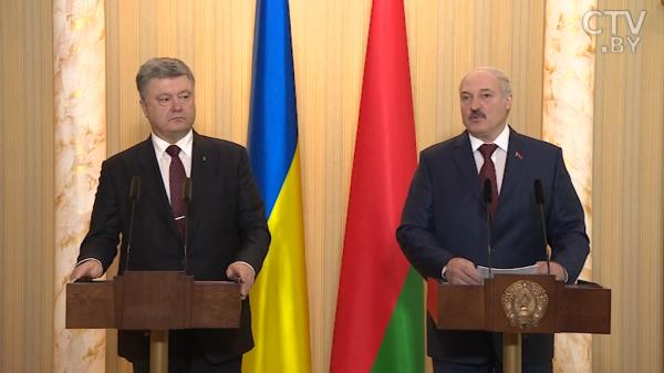 Белоруссия уходит украинской тропой