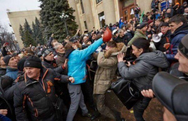 «Белгородский десантник»: После плена продолжу воспитание правосеков