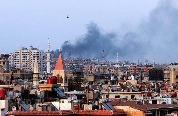 Накануне перемен: в Дамаск возвращаются семьи и проходят митинги против боевиков