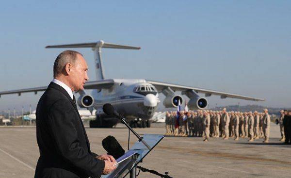 В Сирии все стороны пляшут под дудку России