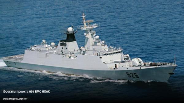 Китайская помощь: Зачем России покупать боевые корабли у КНР