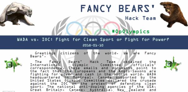 Взлом почты МОК: стали известны детали отстранения России от Олимпиады