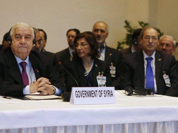 Отвергнутые: Сирия предпочитает Конгресс национального диалога Женеве