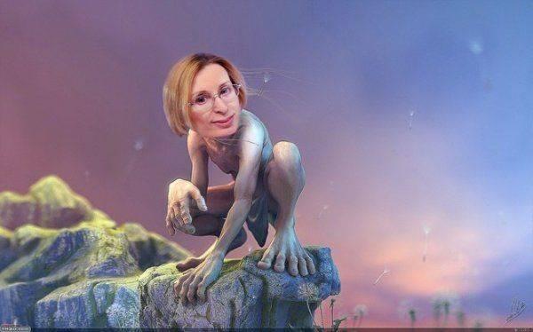 Терпи Лиза, а то Путин придет...