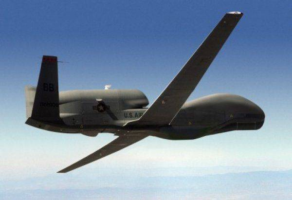Украина намерена сбить американский беспилотник Global Hawk над Донбассом, чтобы втянуть в конфликт США и НАТО