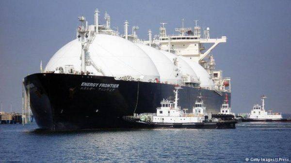 Что заставило Россию поставлять газ в Америку?