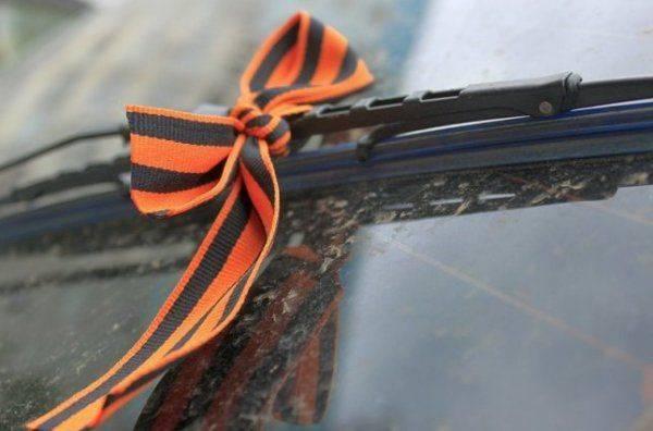 Белорусов оштрафовали за… гвардейскую ленточку