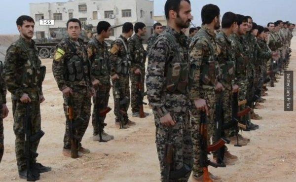 В Турции обвинили США в создании «террористической армии» под прикрытием