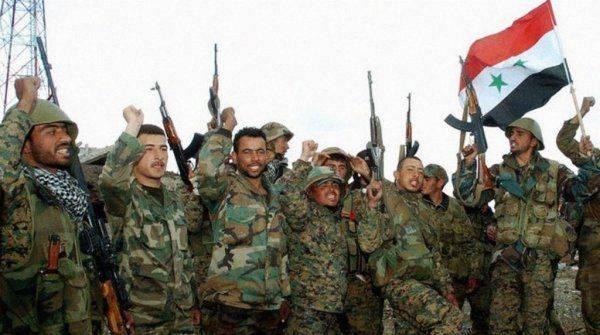 Успехи сирийской армии в провинции Идлиб