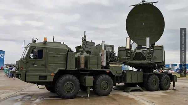 Россия показала США иной метод борьбы с дронами сирийских боевиков