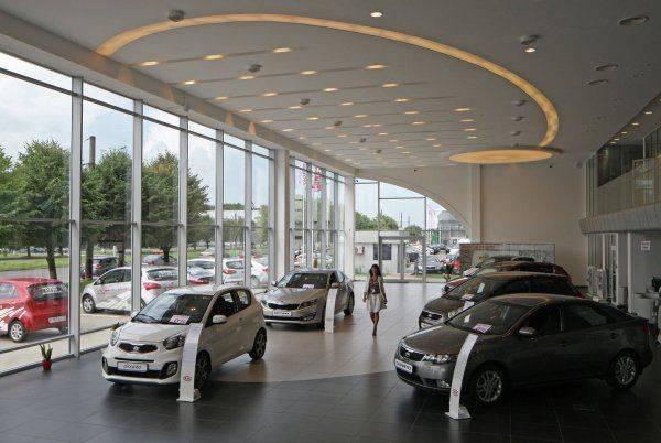 Сколько новых российских машин купили жители РФ в 2017 году