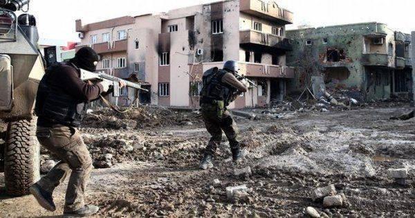 Турция начала войну с Курдами