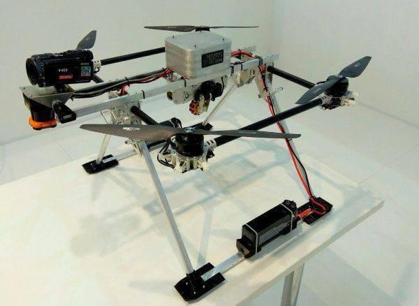 БПЛА «Канатоход»: В России протестировали летающего «робота-энергетика»