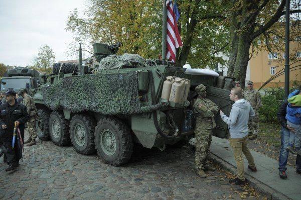 СМИ: США изучат готовность соседей России к условиям войны