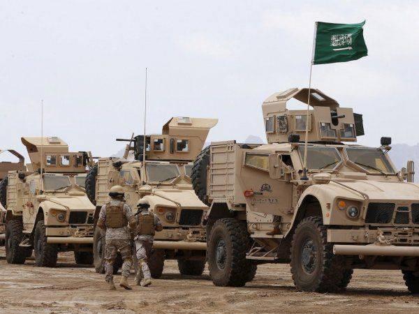 Поставки современной Военной техники в Саудовскую Аравию