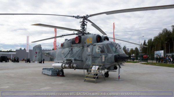 Новые боевые машины пополнили контингент морской авиации Приморья