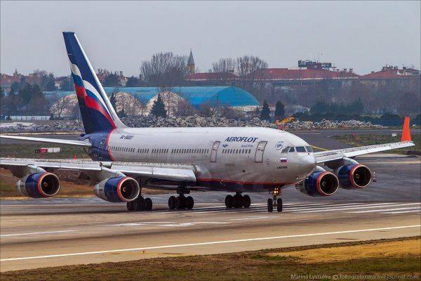 Насколько оправданно возобновление производства Ил-96