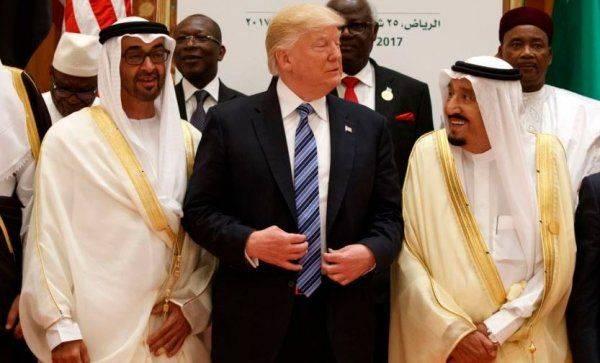 «Кидалово» союзников – новый тренд Трампа