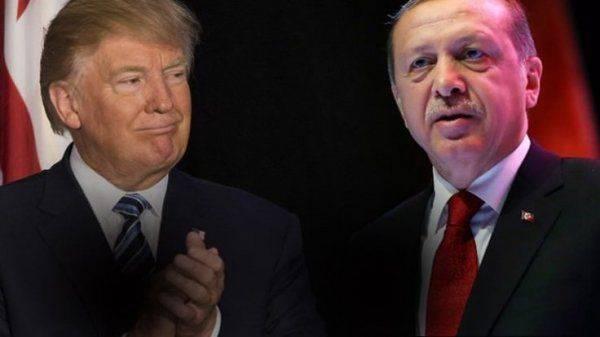 Разговор Трампа и Эрдогана об операции в Африне. Выполнят ли США и Турция требования друг друга?