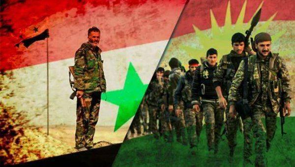 Курды просят Армию Сирии защитить их от нападения турок