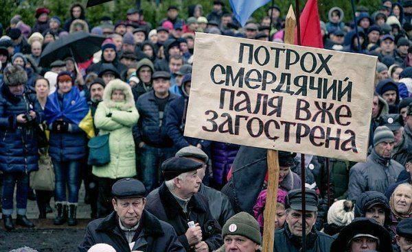 Запад отказал Порошенко во втором сроке