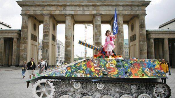 N-TV: для устрашения России новый «трудный ребёнок» бундесвера слишком стар