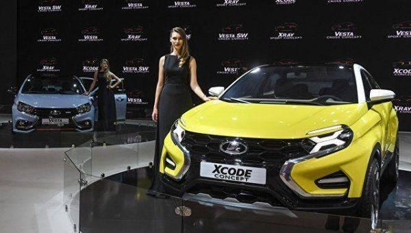 Lada вытесняет японских и немецких конкурентов из Китая