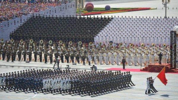 СМИ раскрыли планы Китая по созданию ультрасовременной армии