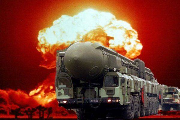 Светопреставление: почему война с Россией станет ядерной