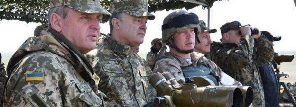 На Западе угрожают бросить против РФ «закаленных войной украинцев»
