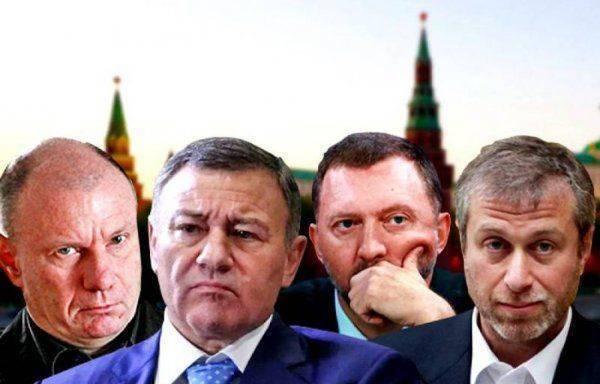 """""""Кремлевский доклад"""" не даст олигархам усидеть на двух стульях"""