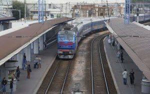 Жительница Киева поведала об атмосфере, царящей в поездах из Украины в Россию