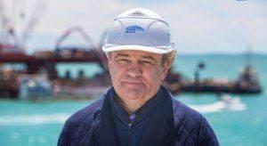 Начинается новый период строительства Крымского моста