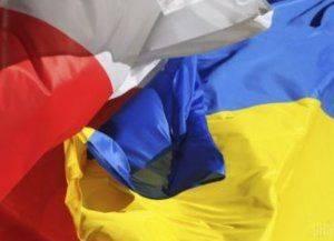 В Польше украинцев метят жовто-блакитной одеждой
