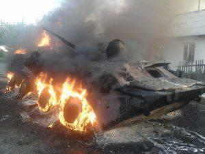 В ДНР рассказали о самоуничтожающейся технике украинских военных