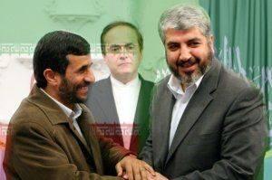 Иран оказывает поддержку ХАМАС в Палестине
