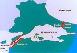 Анкара призывает разделить влияние в Чёрном море и выгнать NATO