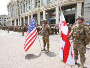 Военное присутствие США в Грузии
