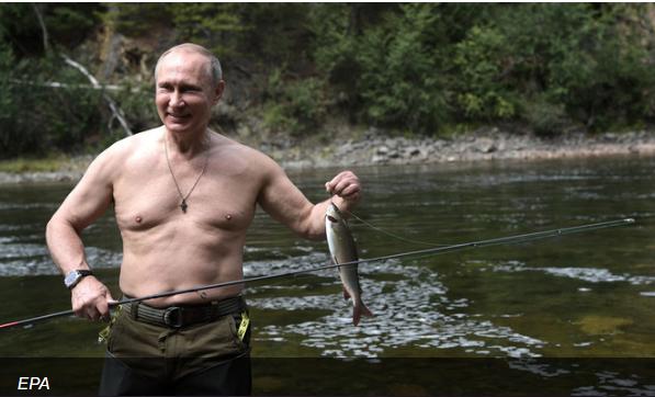 Внутренняя политика Путина: развитие спорта в России в приоритете