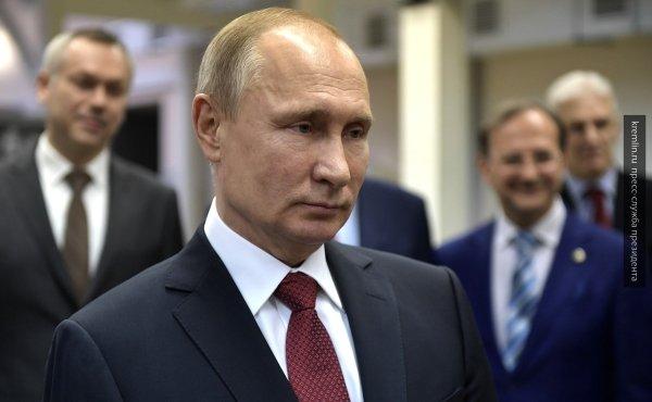Владимир Путин рассказал о значении сильной армии в развитии страны и отношений в мире