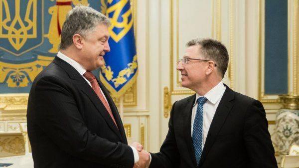 Украина попросит у США прислать оккупационные войска
